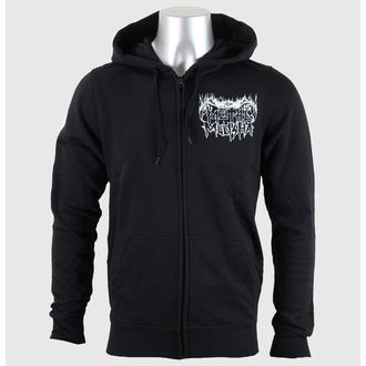 hoodie men's - METALHEAD - METAL MULISHA - M345S22304.01_BLK