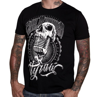 t-shirt hardcore men's - Evil Records - HYRAW - HY004