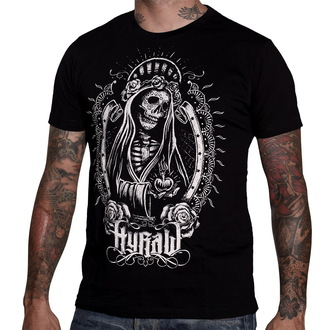 t-shirt hardcore men's - Santa Muerte - HYRAW - HY006