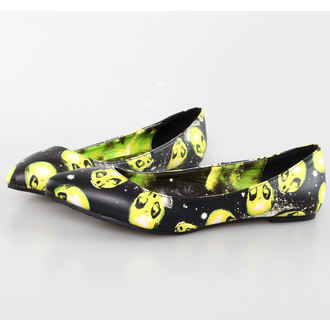 ballerinas women's - AREA 51 Pointy Flat - IRON FIST, IRON FIST