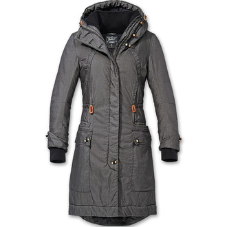 winter jacket women's - Coleen - BRANDIT - 33109-schwarz