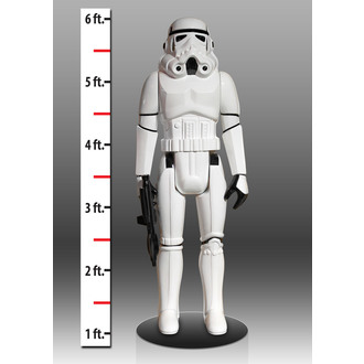 Star Wars Life-Size Monument Action Figure Stormtrooper, NNM, Star Wars