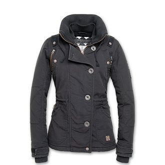 winter jacket women's - Nelly M65 - BRANDIT - 33112-schwarz