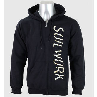 hoodie men's SoilWork - Logo-Infinite - Just Say Rock, Just Say Rock, SoilWork