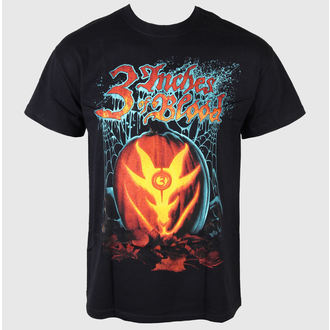 t-shirt metal men's 3 Inches of Blood - Pumpkin Tour - Just Say Rock