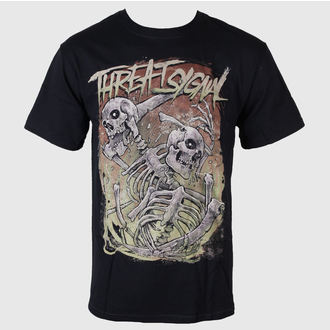 t-shirt metal men's Threat Signal - Grind - Just Say Rock - TTS103