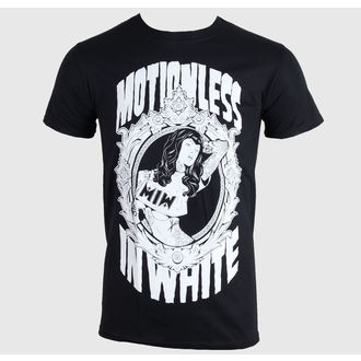 t-shirt metal men's Motionless in White - Mirror - PLASTIC HEAD - PH8813