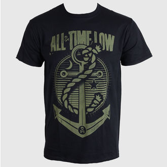 t-shirt metal men's All Time Low - Holds It Down - PLASTIC HEAD, PLASTIC HEAD, All Time Low