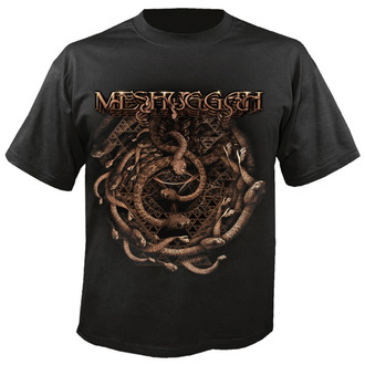 t-shirt metal men's Meshuggah - The Ophidian Trek - NUCLEAR BLAST - 2330_TS
