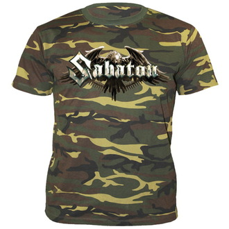 t-shirt men Sabaton - Inmate Camouflage - NUCLEAR BLAST - 2292