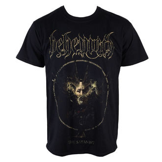 t-shirt metal men's Behemoth - Satanist Album - PLASTIC HEAD - PH8355