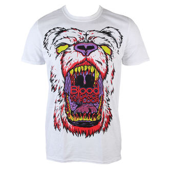 t-shirt metal men's Blood On The Dance Floor - Polar Bear - PLASTIC HEAD, PLASTIC HEAD, Blood On The Dance Floor