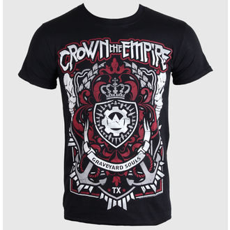 t-shirt metal men's Crown The Empire - Souls - PLASTIC HEAD - PH8438