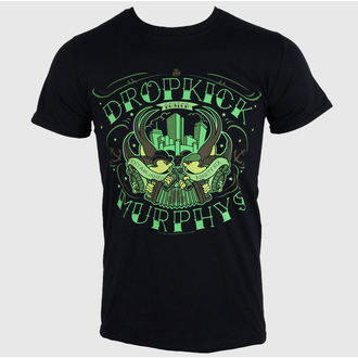 t-shirt metal men's Dropkick Murphys - Boston - PLASTIC HEAD - PH8551
