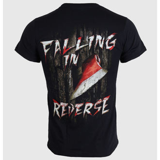 t-shirt men Falling In Reverse - Here's Ronnie - PLASTIC HEAD - PH7716