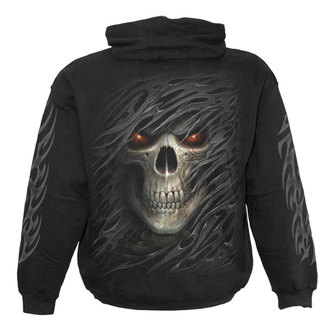hoodie men's - TRIBAL DEATH - SPIRAL - TR376800
