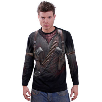 t-shirt men's - HOLSTER WRAP - SPIRAL - W022M304