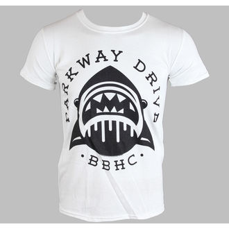 t-shirt metal men's Parkway Drive - Shark - PLASTIC HEAD - PH8695