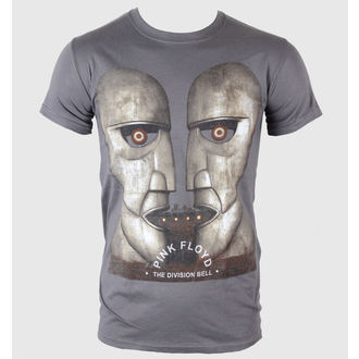 t-shirt metal men's Pink Floyd - The Division Bell - PLASTIC HEAD - PH8217