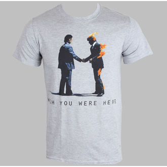 t-shirt metal men's Pink Floyd - Wish You Were Here - PLASTIC HEAD - PH8213