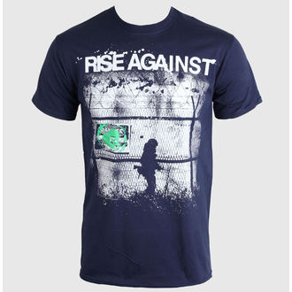 t-shirt metal men's Rise Against - Borders 2 - PLASTIC HEAD - PH8322