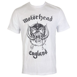 t-shirt metal men's Motörhead - England Mens - AMPLIFIED - AV210MHE