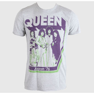t-shirt metal men's Queen - Japan 76 - AMPLIFIED - AV210Q76