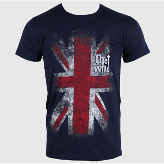 t-shirt men Who - Union Jack - PLASTIC HEAD - PH7641