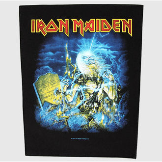 patch large Iron Maiden - Live After Death - RAZAMATAZ, RAZAMATAZ, Iron Maiden