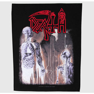 patch large Death - Human - RAZAMATAZ, RAZAMATAZ, Death