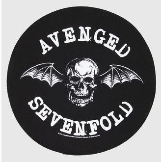 patch large Avenged Sevenfold - Death Bat - RAZAMATAZ, RAZAMATAZ, Avenged Sevenfold
