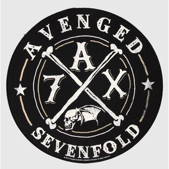 patch large Avenged Sevenfold - A7X - RAZAMATAZ, RAZAMATAZ, Avenged Sevenfold