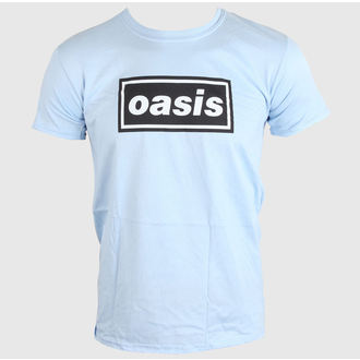 t-shirt metal men's Oasis - DEFINITELY MAYBE - LIVE NATION - PE11344TSCP