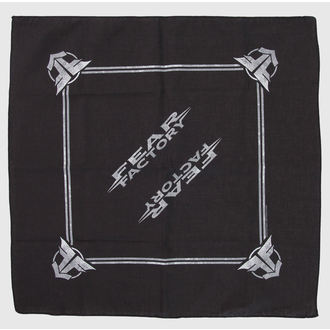 kerchief Fear Factory - Logo - RAZAMATAZ - B041