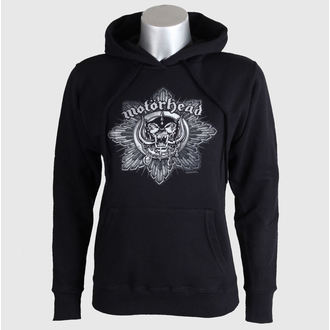 hoodie women's Motörhead - Pig Badge - ROCK OFF - MHEADHOOD04LB