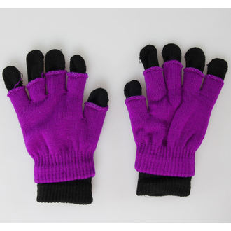 gloves POIZEN INDUSTRIES - Double - Purple