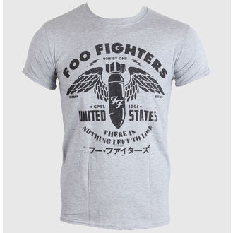 t-shirt metal men's Foo Fighters - There Is Nothing To Lose - LIVE NATION - PEFFI058