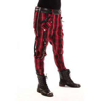 pants women POIZEN INDUSTRIES - Chemical - Red