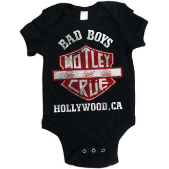 body children's Mötley Crue - Bad Boys Shield - ROCK OFF - MOTBG01CB