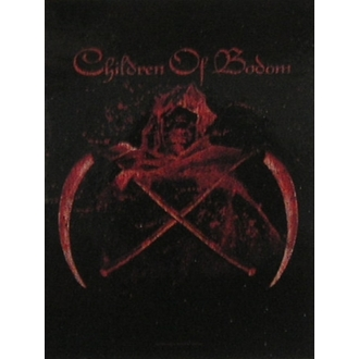 flag Children of Bodom - Crossed Scythes - HFL0813