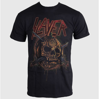 t-shirt metal men's Slayer - Pumpkin - ROCK OFF - SLAYTEE20MB