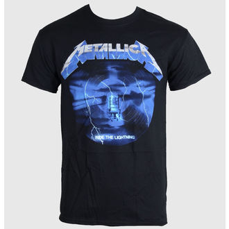 t-shirt metal Metallica - RIDE THE LIGHTNING 3 - - PEMTL077
