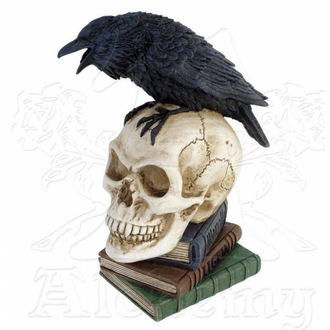 decoration ALCHEMY GOTHIC - Poes Raven - V17