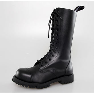 boots leather - Black - ALTERCORE - 552