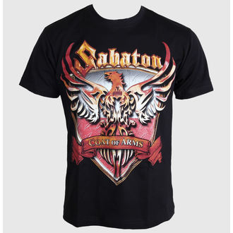 t-shirt metal men's Sabaton - First To Fight - CARTON - 396