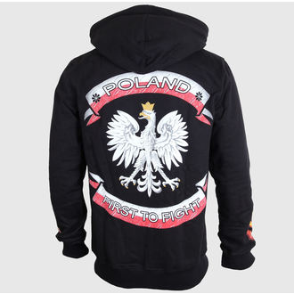 hoodie men's Sabaton - First To Fight - CARTON, CARTON, Sabaton