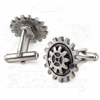 cufflinks ALCHEMY GOTHIC - Empire Spur Gear