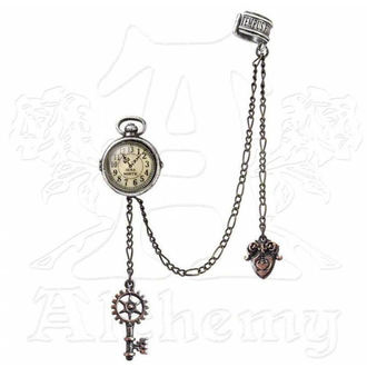 earrings ALCHEMY GOTHIC - Uncle Albert's Timepiece, ALCHEMY GOTHIC