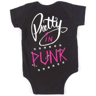 points children's METAL MULISHA - PRETTY IN PUNK - BLK