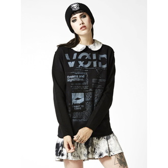 sweatshirt (no hood) women's unisex - Void - DISTURBIA, DISTURBIA